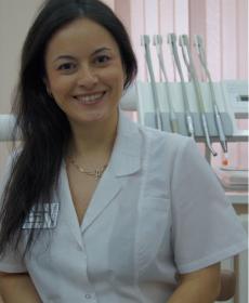 Гордеева Ирина Рувимовна