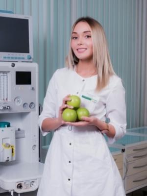 Игнатова Кристина Георгиевна